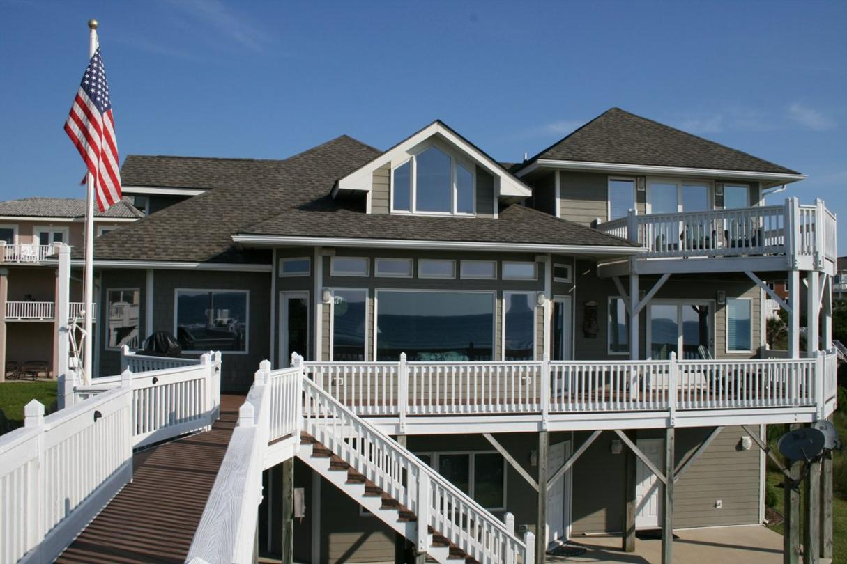 Ocean Home Spotlight Beachfront Emerald Isle North